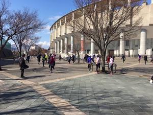 2019ランニング教室START~オーバーワークに気を付けて~ - 函館マラソンを走る