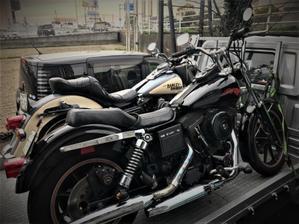 明日は昼過ぎオープンです - Cyla motorcycle DEPT.