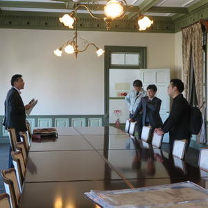 重要文化財・旧米沢高等工業学校本館の設計図書原図&複写図の確認 - 米沢より愛をこめて・・