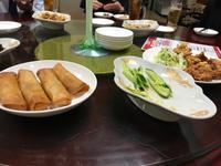 送別会、中華料理 - とりさんの寡黙な日記帳