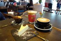 シンガポール2019 MELLOWER COFFEEさんでデザート - *のんびりLife*