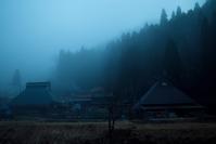 3℃で濃い霧の朝・・・・春霧朽木小川・気象台より - 朽木小川・気象台より、高島市・針畑・くつきの季節便りを!