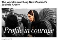 アーダーン首相、ご立派です/ I'm Proud of Our Prime Minister, Jacinda Ardern - アメリカからニュージーランドへ