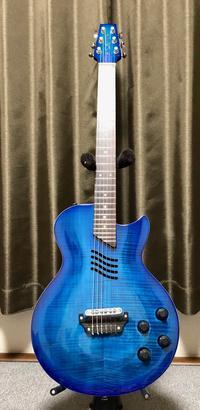 MDギターMD-SE01 Nylon Hollow Chamber - 海 音楽 房総通信