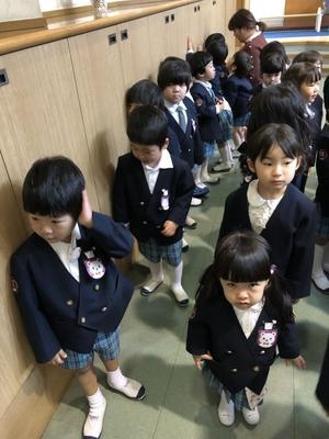 ぶどうぐみ  終業式 - 川崎ふたば幼稚園ブログ