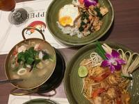 2019年3月バンコク旅行⑤ココナッツミルク抜きのタイ料理 - 龍眼日記  Longan Diary