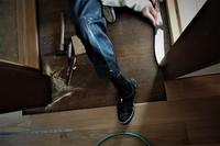 無垢フローリング増し張り - SOLiD「無垢材セレクトカタログ」/ 材木店・製材所 新発田屋(シバタヤ)