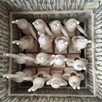 ミスター・クレメントのポーセリン彫刻、入荷遅延のお知らせ - 下呂温泉 留之助商店 店主のブログ