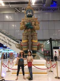 Bangkokツアー Vol8 〜帰国トランジット - DAYS 〜ねこ☆ほし☆うみ☆はな☆日和