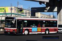 (2019.1) 立川バス・J731 - バスを求めて…