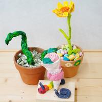 春 - アトリエ造形美術