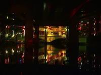 世紀大江戸百景その87日本橋夜景 - 風の香に誘われて 風景のふぉと缶