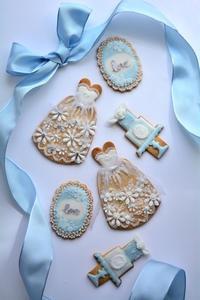 アイシングクッキーレッスン ウエディング - Misako's Sweets Blog