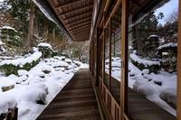 雪の京都三千院の雪景色 - 花景色-K.W.C. PhotoBlog