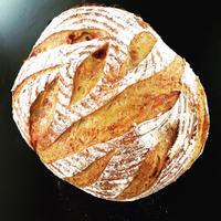 ベーコンカンパーニュ5月・募集中 - 自家製天然酵母パン教室Espoir3n(エスポワールサンエヌ)料理教室 お菓子教室 さいたま