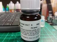 HILIQ Nicotine Salt B(サンプル版) - ぷぅ日記