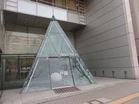 街角美術館安田侃制作「白いたまご」不思議な場所にありました。 - ワイン好きの料理おたく 雑記帳