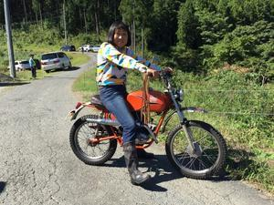 ひよっこ2 - Bat Motorcycles Italian