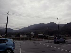 雨だけど熊山に登る!の巻 -
