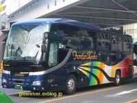フロンティア観光バスF005 - 注文の多い、撮影者のBLOG