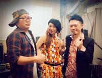 【Action!!!】❣️ - singer KOZ ポツリ唄う・・・