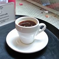ル・プチメックのクロワッサンが味わえる24時間営業のカフェ・Unir 赤坂店@赤坂 - カステラさん