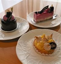パティスリーカメリアのケーキ@銀座6丁目 - カステラさん