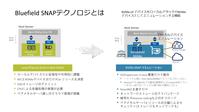 Bluefield SNAP Technology 概略 - kommy の備忘録