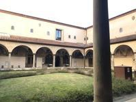 サン・マルコ美術館、二つの食堂 - フィレンツェのガイド なぎさの便り