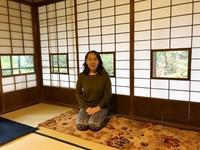 金沢の旅③~金沢最古のお茶室で - シニョーラKAYOのイタリアンな生活
