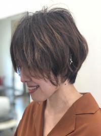 春の似合わせショートボブ - HAIR STUDIO BOOM'S DIARY