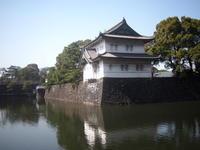 皇居一般参観桔梗門桜田巽櫓 - エンジェルの画日記・音楽の散歩道