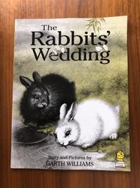 pecoraの本棚『The Rabbits' Wedding』 - 海の古書店