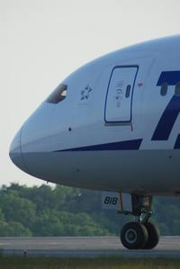 何時もの空に - まずは広島空港より宜しくです。