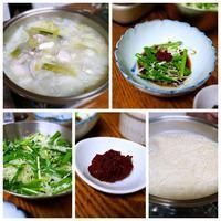 タッカンマリ(韓国版水炊き) - キューニーの食卓