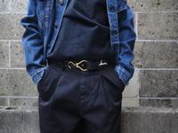 TORY LEATHER (トリーレザー) HOOF PICK BELTが再入荷しました!! - セレクトショップ REGULAR (レギュラー仙台) | ブログ