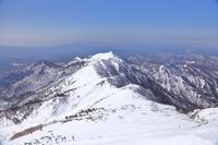雪の縦走路「武尊山」(4)〜 山頂から見える山々 - Photolog