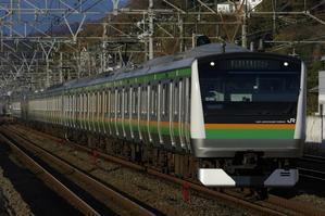 12/19 東海道線 - Penta鉄in八王子