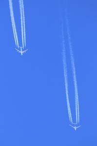 10000メートルの追いかけっこ♪~旭川空港~ - 自由な空と雲と気まぐれと ~from 旭川空港~