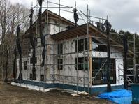 構造見学会@小山町用沢の現場 - 小粋な道草ブログ