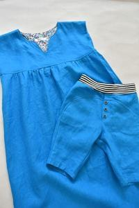 親子お揃いコーデ服のご注文を頂きました♫ - 親子お揃いコーデ服omusubi-five(オムスビファイブ)