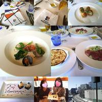 銀座でお食事とお買い物☆ - ちくちく薔薇たいむ(*^^*)