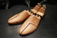 レディース用シューキーパーもあります。 - R&Dシューケアショップ 玉川タカシマヤ本館4階紳士靴売場内