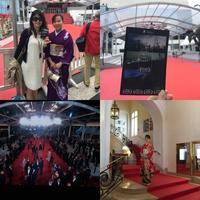 カンヌ映画祭2019  着物でカンヌ - 着物でパリ