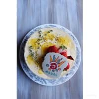 レモンとヨーグルトのムースケーキ - cuisine18 晴れのち晴れ