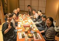 文化学園大学の副手・田中さんの送別会 - La Dolce Vita 1/2