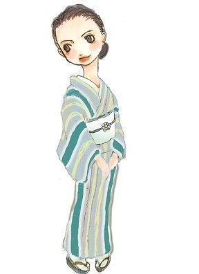 今年の秋にオンライン木耶ラのサロンを開講する準備中 - 木耶ラの着物教室 ・ 木耶ラの魔法の親指