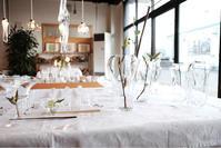 帯広 cafe W最終日!19時まで。20190321→0324 takatomi daisuke glass show - glass cafe gla_glaのグダグダな日々。