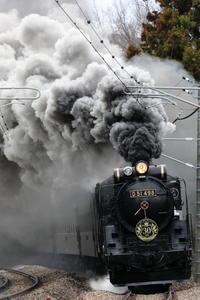 D51霜降煙 - 蒸気屋が贈る日々の写真-exciteVer