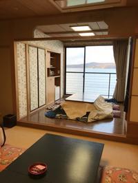 2019にょろちゃん冬の旅宿守屋寿苑 - ★お気楽にょろちゃん★